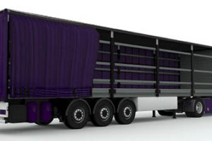 Curtain Side Trailer1 300x200 - What Is a Curtain Side Van?